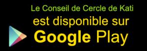 Google play Conseil de Cercle de Kati